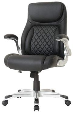 NOUHAUS Ergonomic PU Leather Office Chair