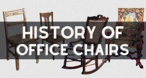 History of Office Chairs