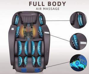 irest massage chair air massage