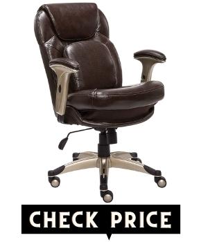 Serta Mid Back Design Ergonomic Office Chair