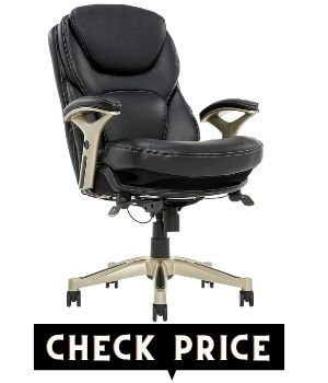 Serta Motion Technology Mid Back Desk Chair
